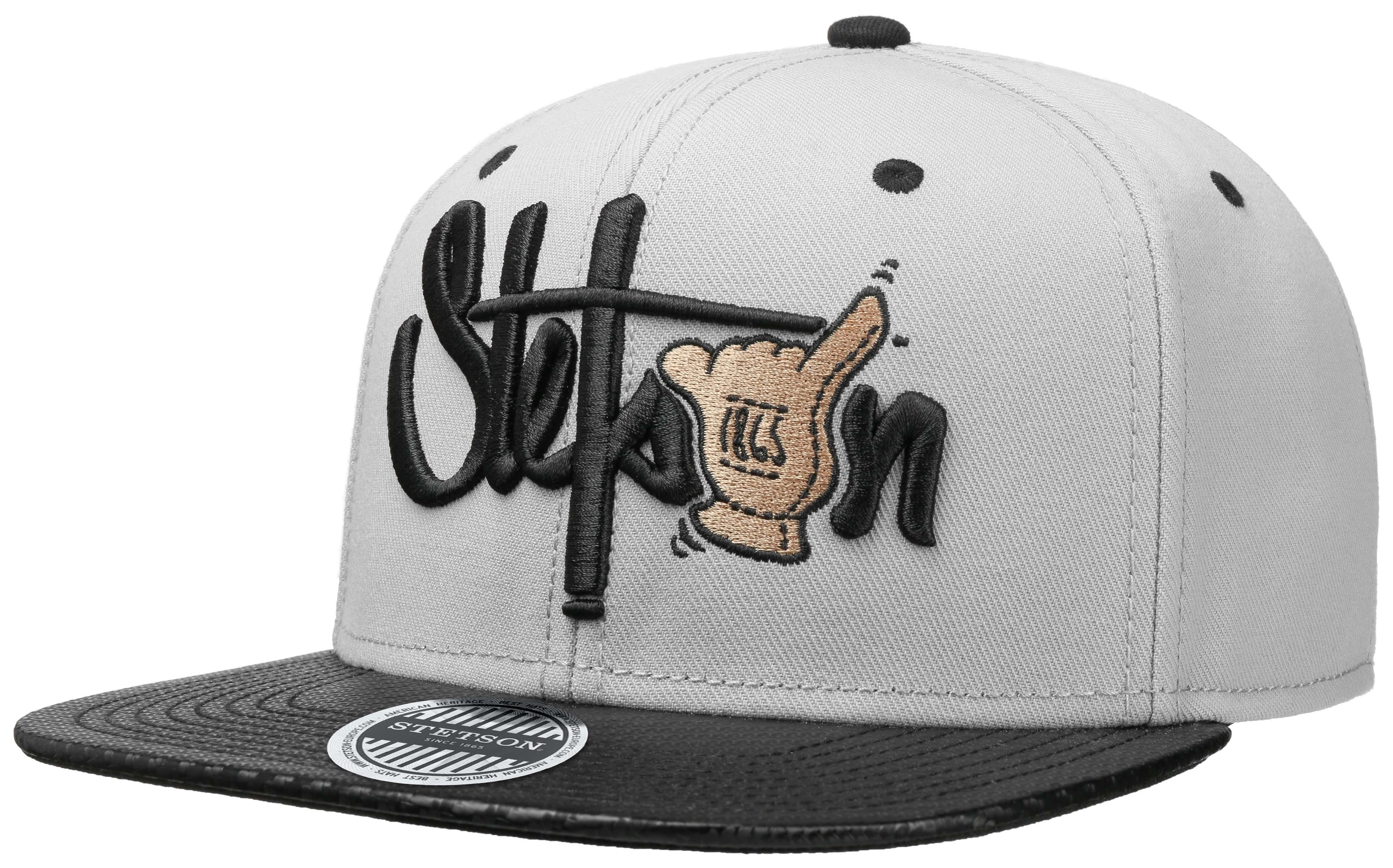 "Stetson Snapback Cap ""Shaka"""