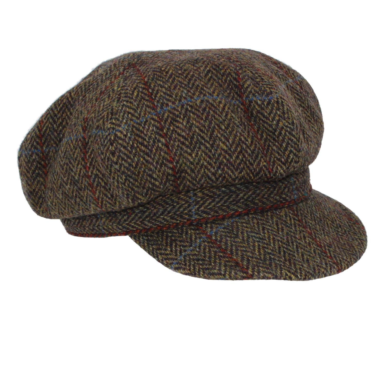 Hüte von Hand Hannah Harris Tweed