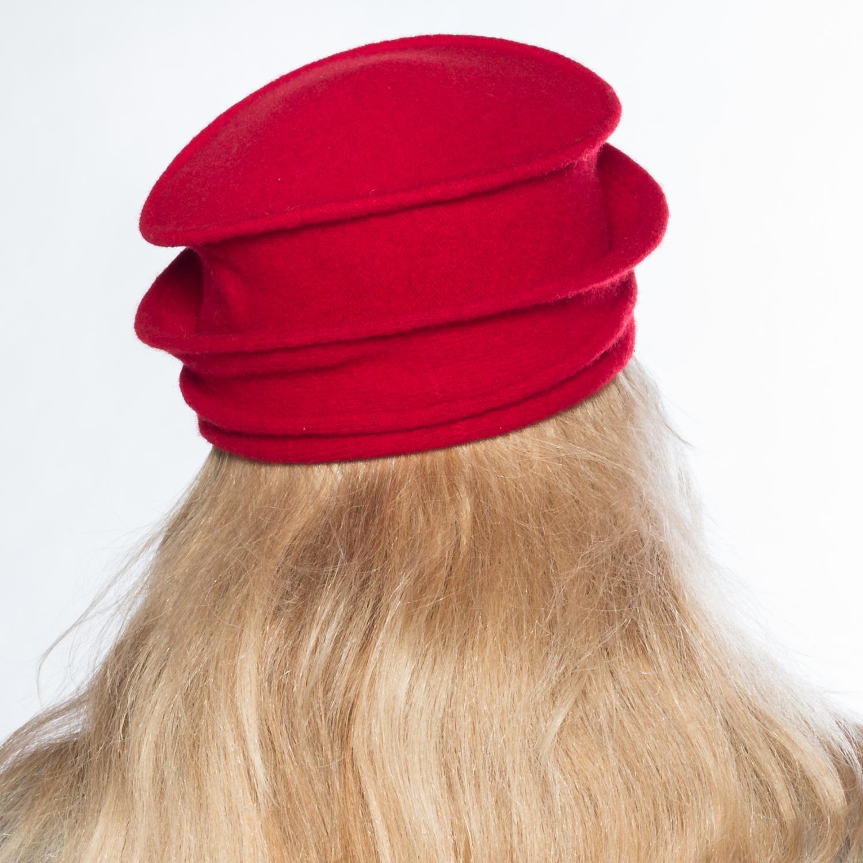 Hüte von Hand Riga Rot