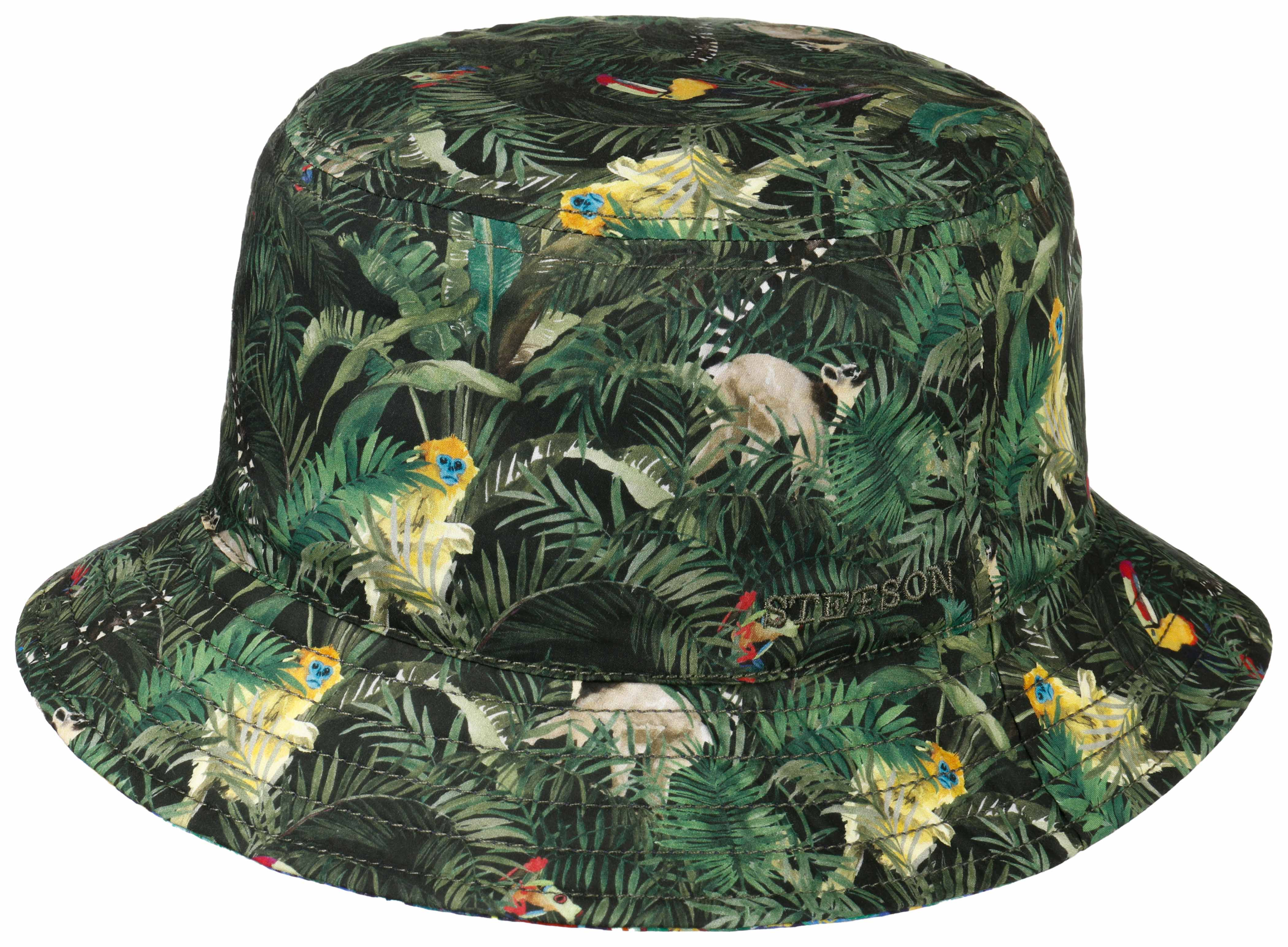 Bucket Hat 55/S - 99grün