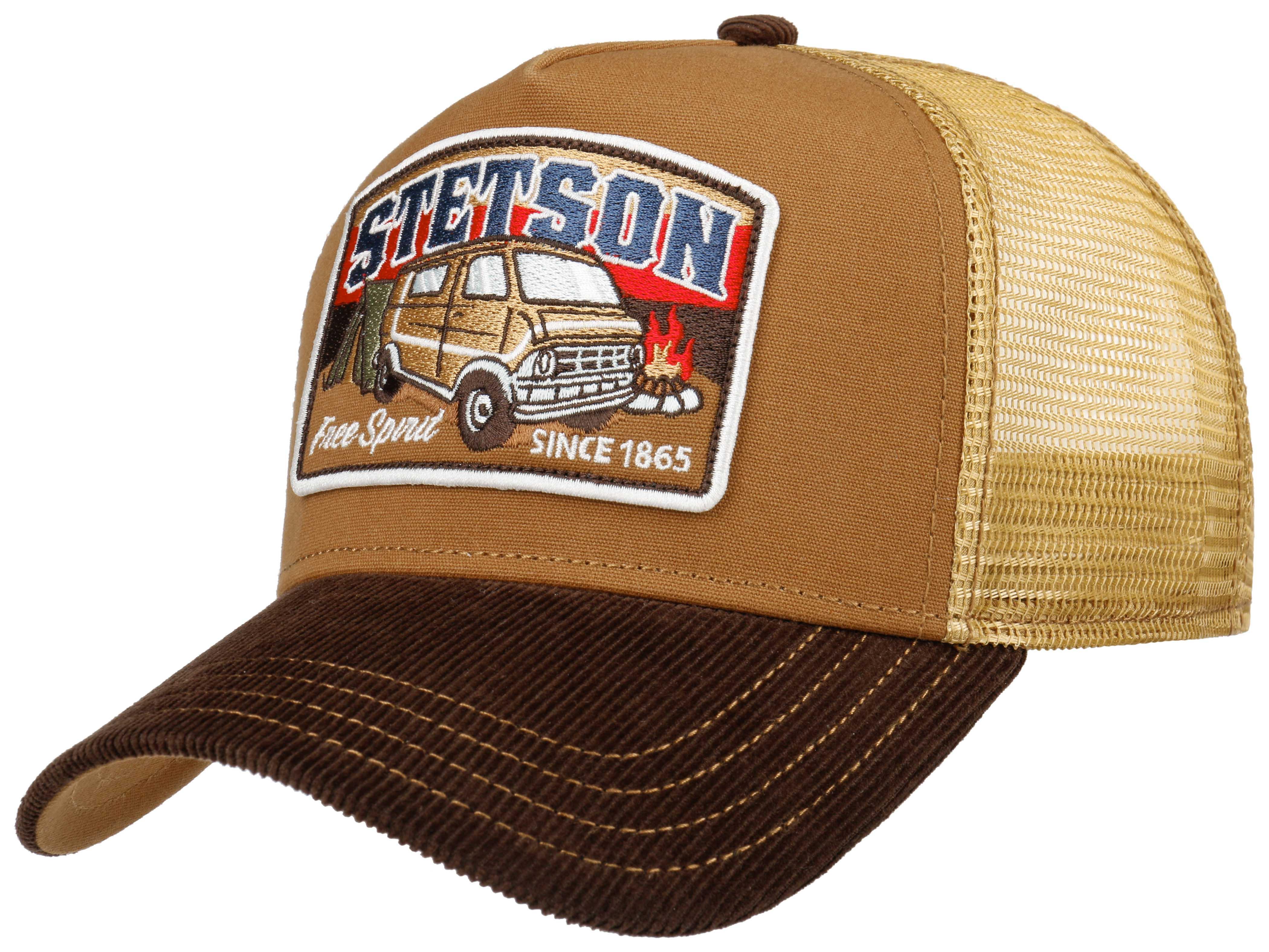Trucker Cap Camper