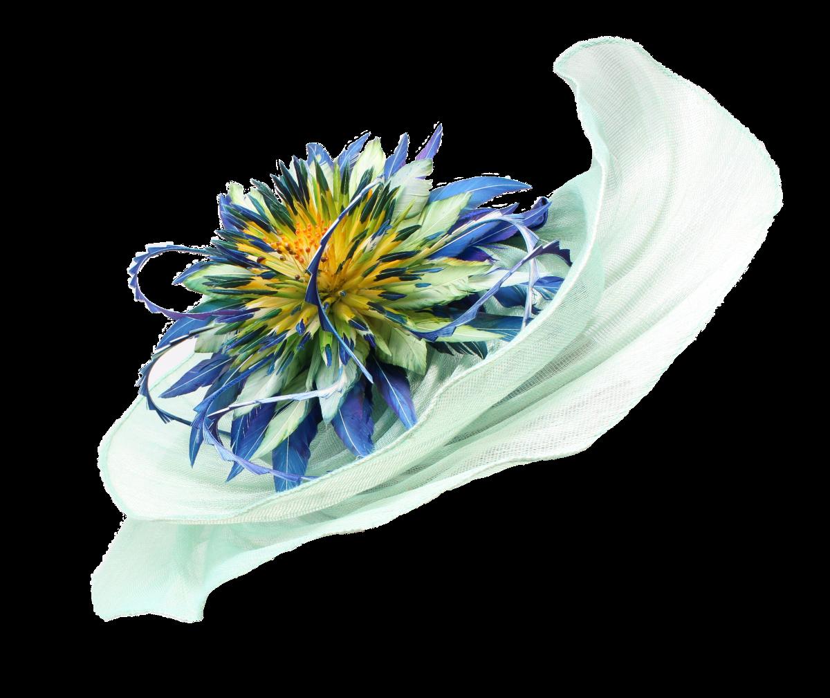 Hüte von Hand Bleuette Faszinator