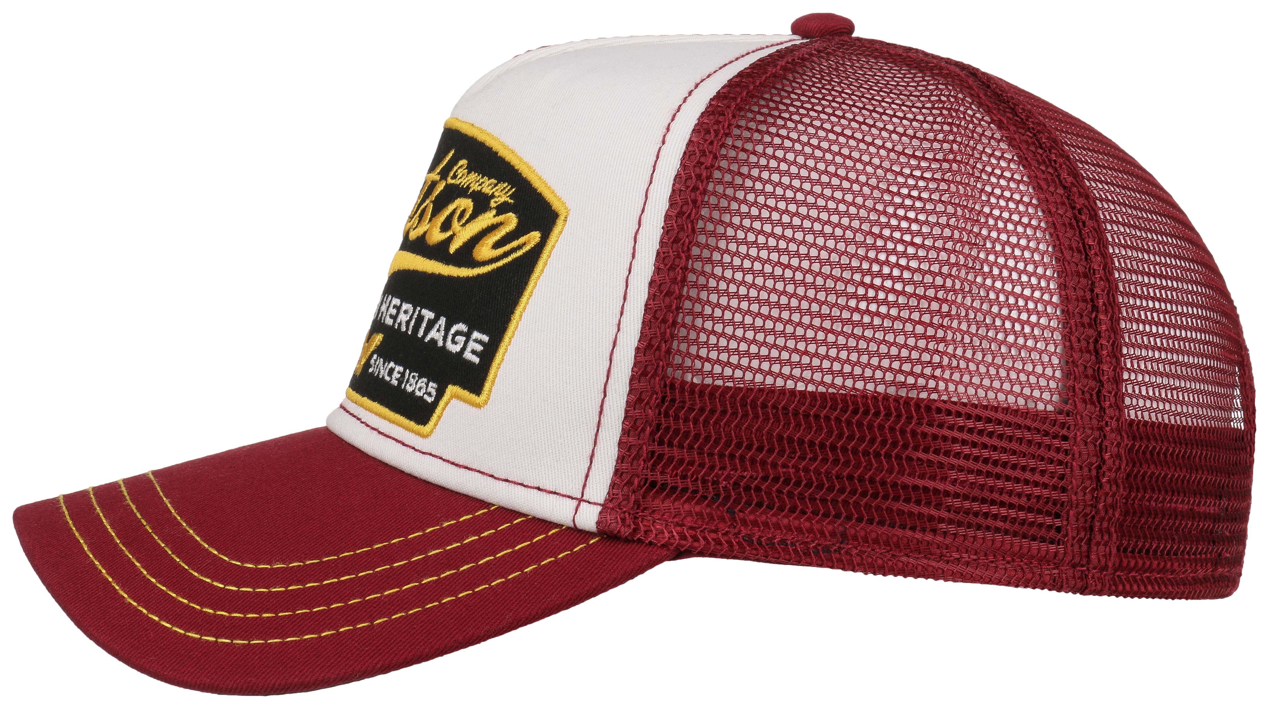 Stetson Trucker Cap Heritage rot