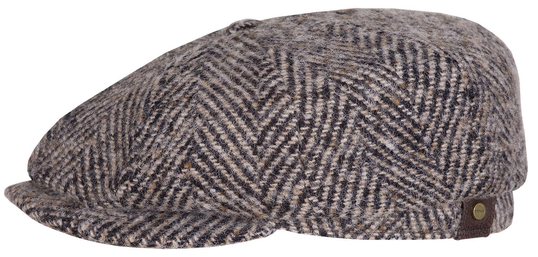 Hatteras Herringbone M-56/57 cm Grau