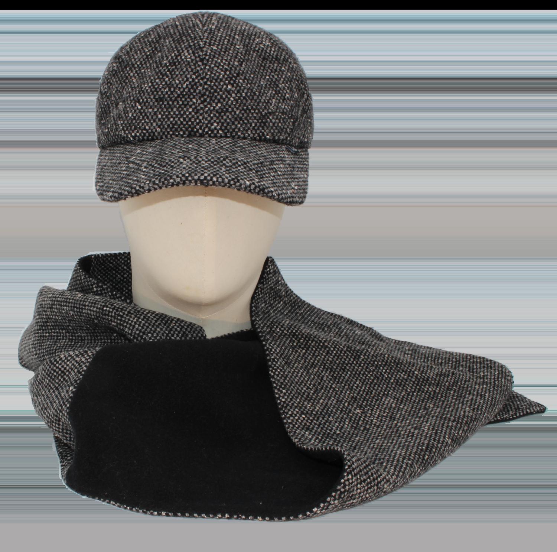 Balke Schale Patch Tweed/Fleece