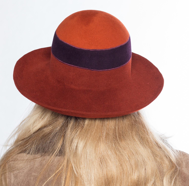 Hüte von Hand Tricolore