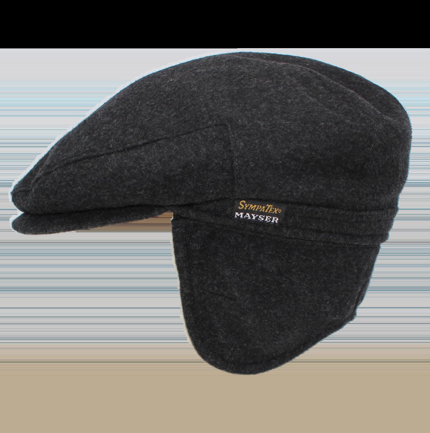 SympaTex-Cap mit Ohrenklappen 56 cm