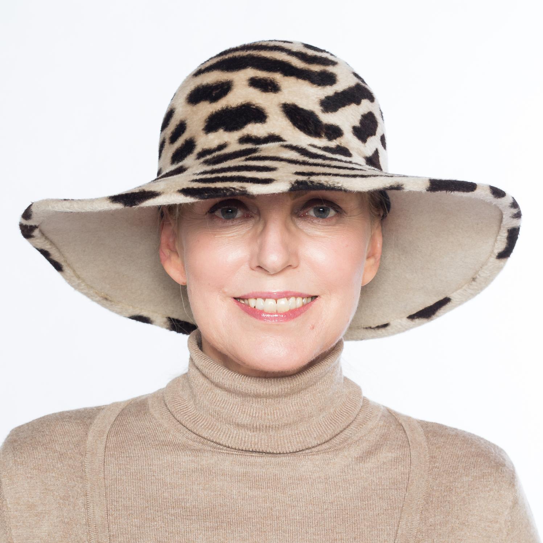 Hüte von Hand Flapper Gattopardo