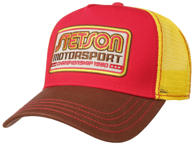 Stetson Trucker Cap Motorsport