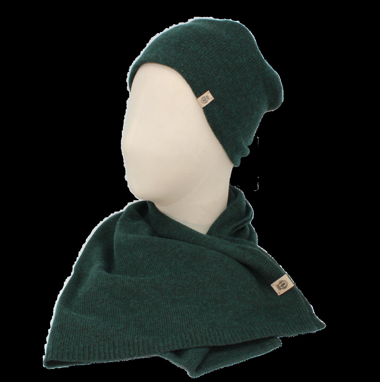 Roeckl Essentials Schal und Basic Mütze