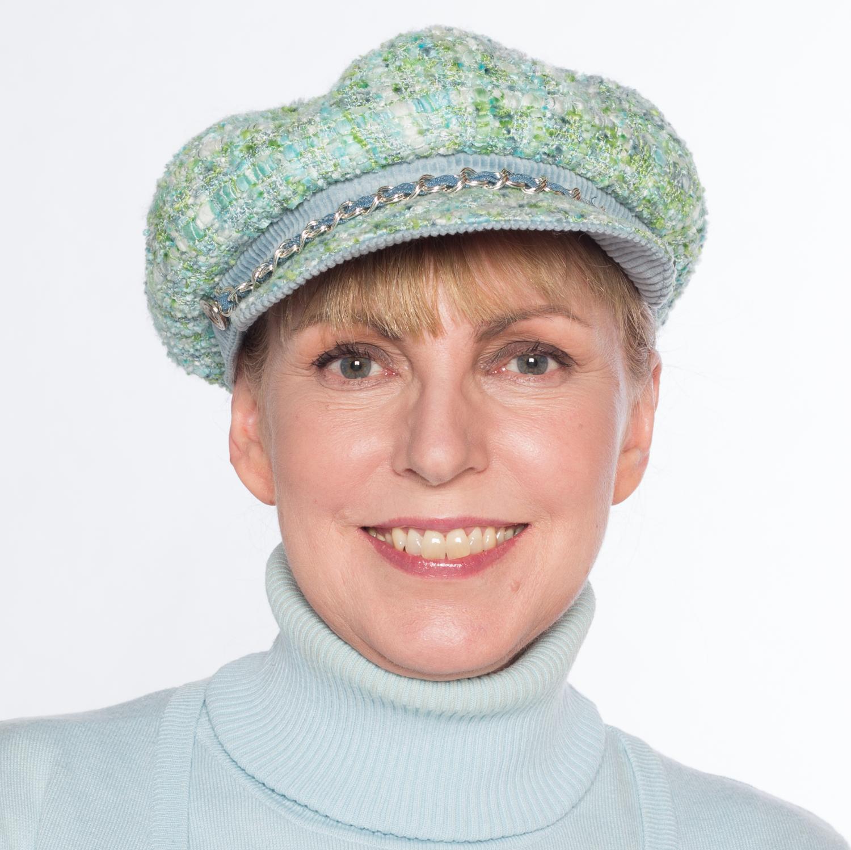 Hüte von Hand Hannah Coco mint