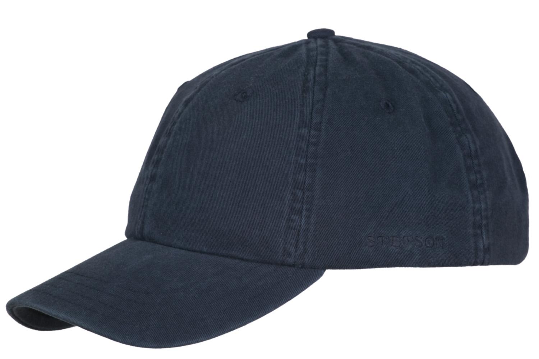 Baseballcap Cotton 2 navy
