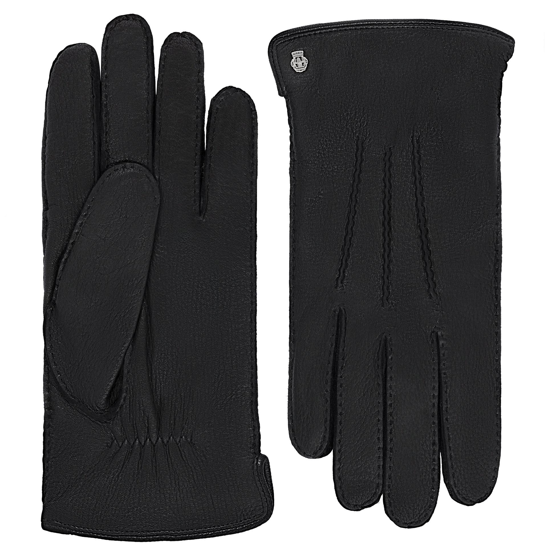 Handschuhe Garmisch Schwarz 8,5