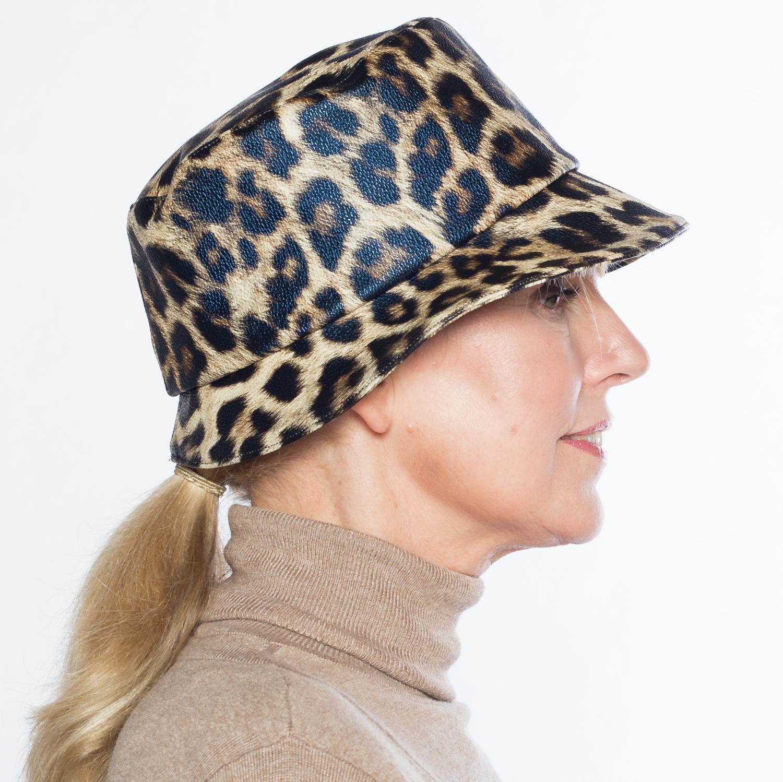 Hüte von Hand Annika Bucket Hat Regen Leo