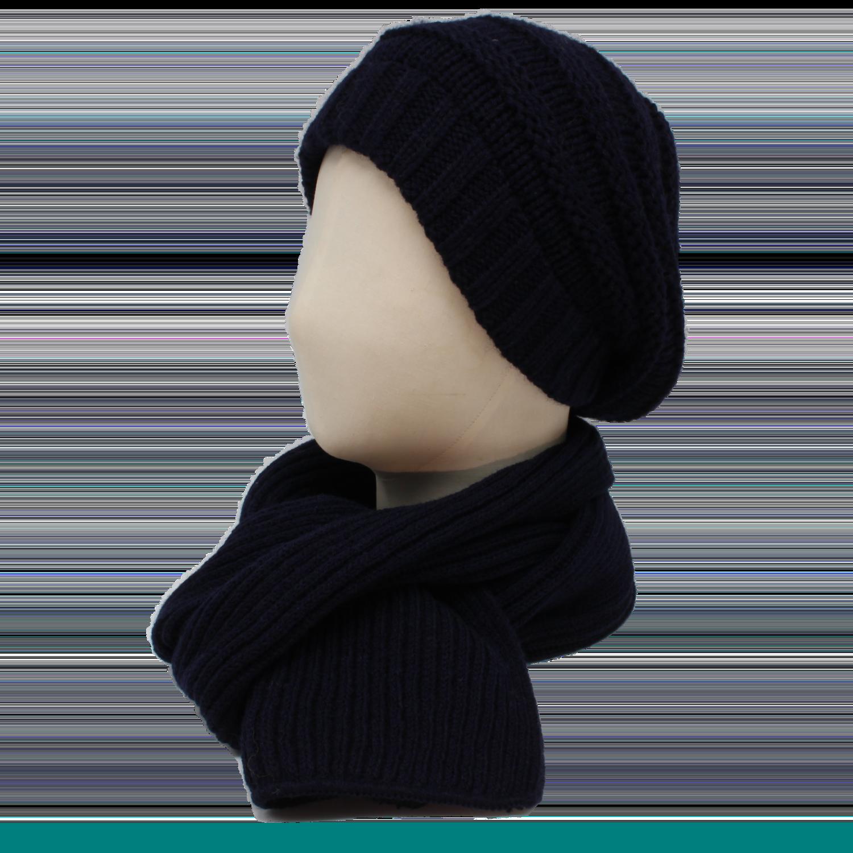 Gebeana Set Schal und Mütze