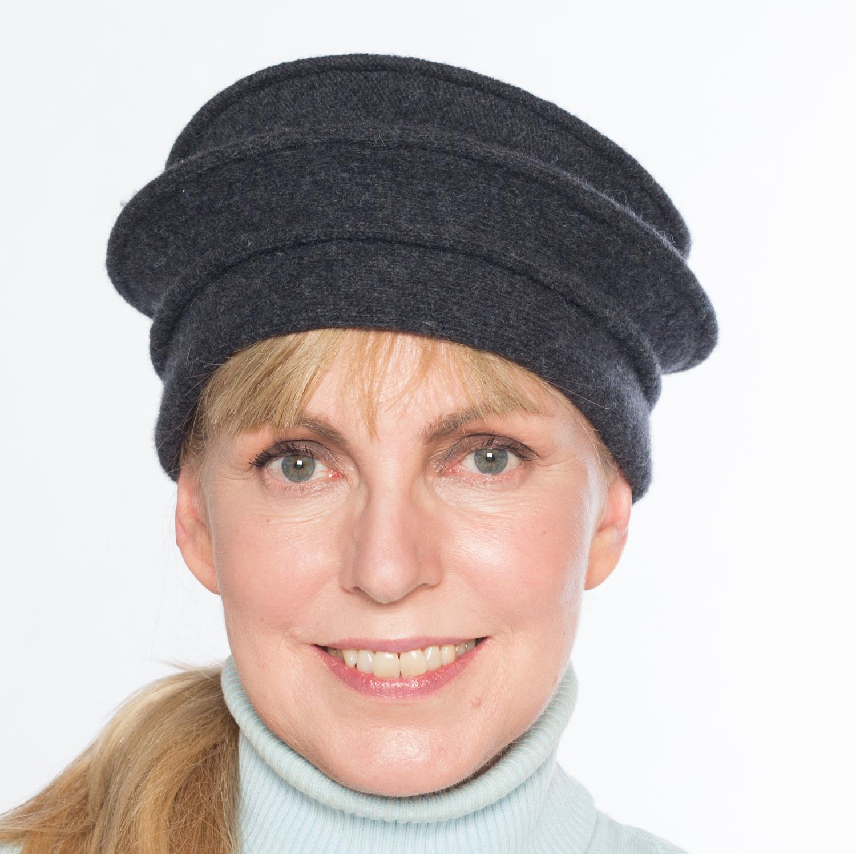 Hüte von Hand Riga Anthrazit