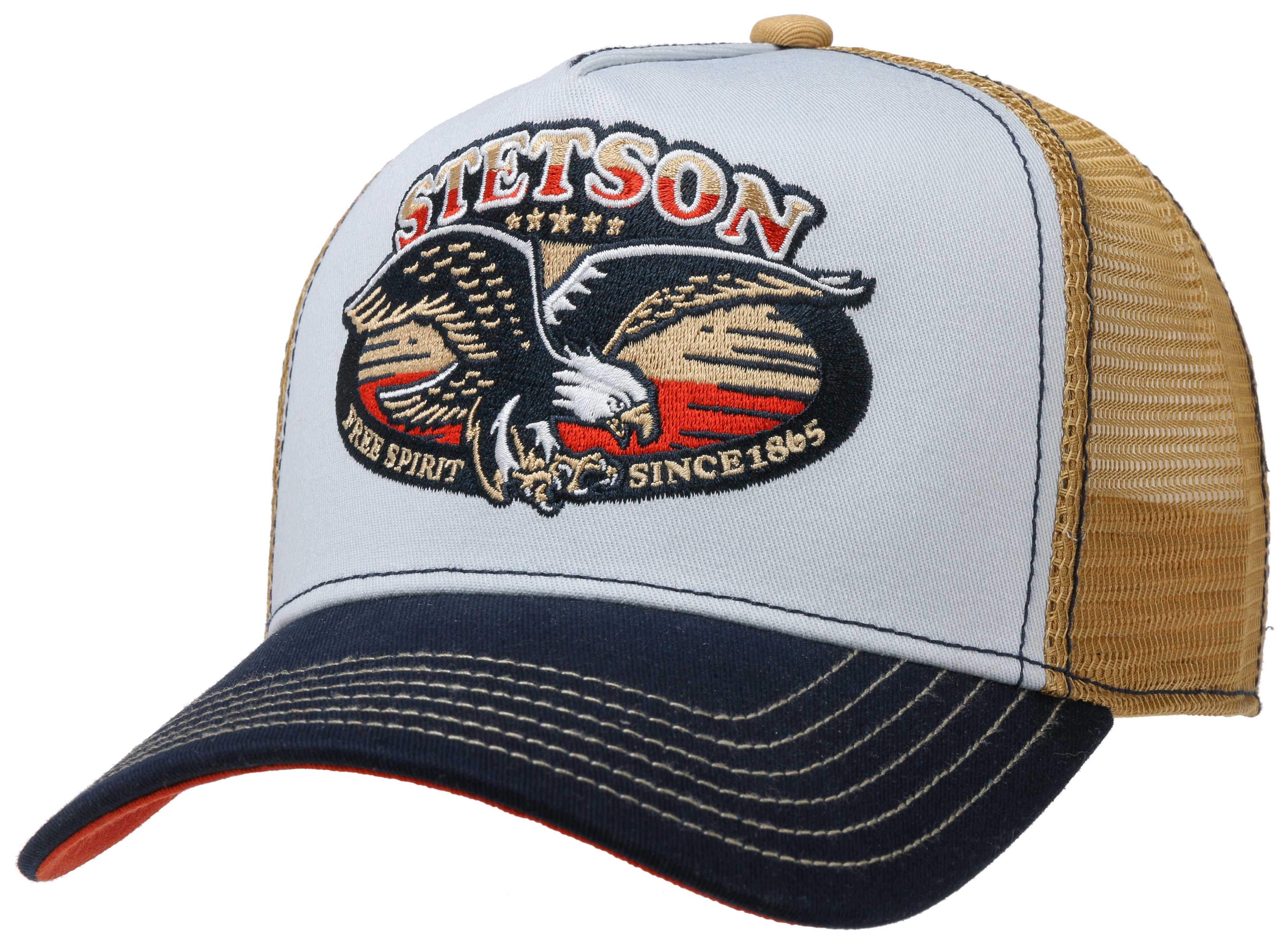 Stetson Trucker Cap Free Spirit