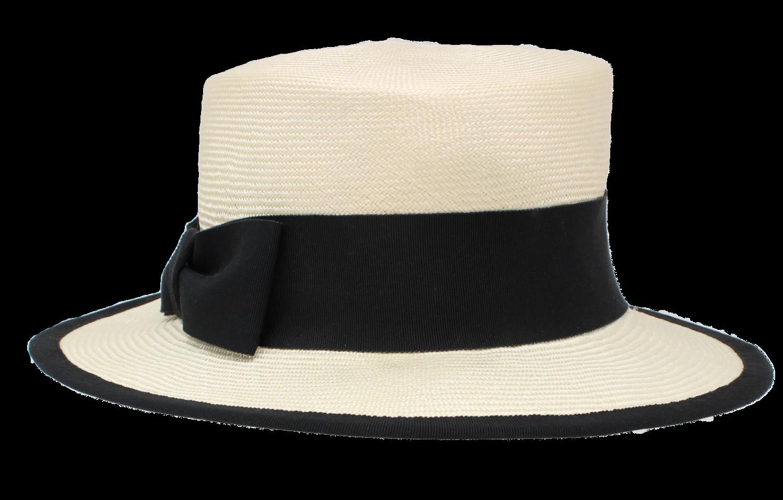 Hüte von Hand Canotier Parasisol