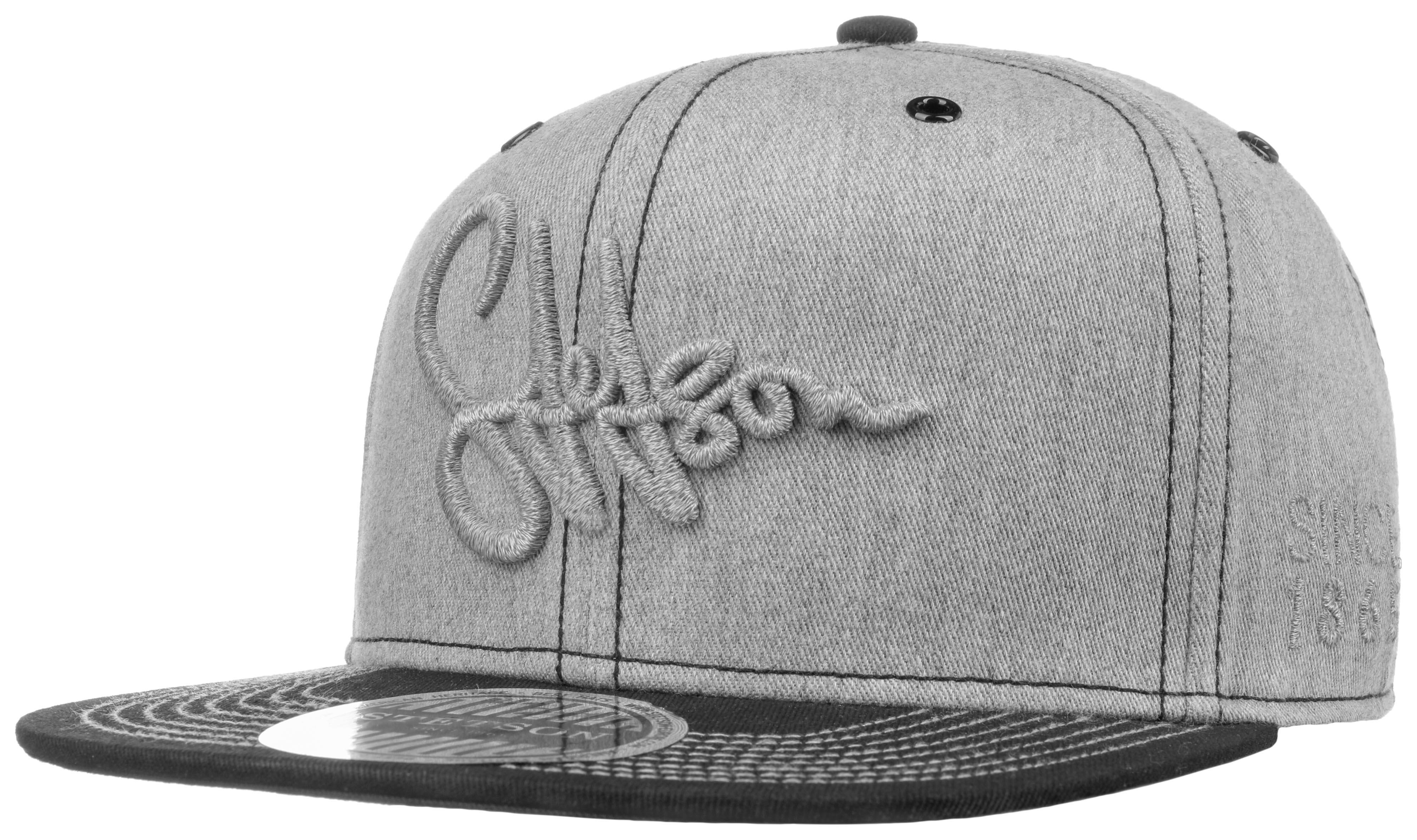 Stetson Snapback Cap Cotton