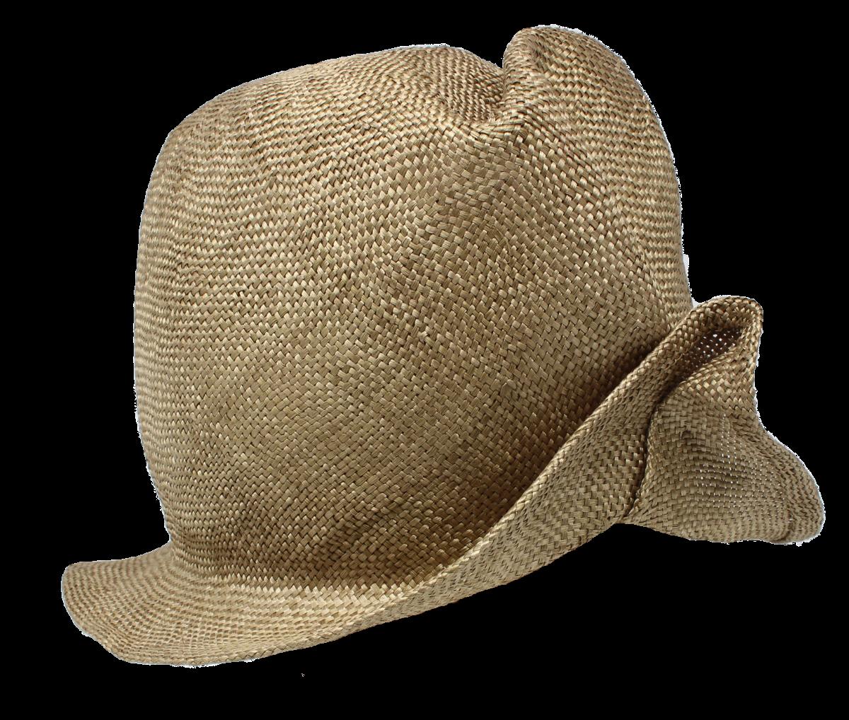 Hüte von Hand Clarissa Glocke khaki 60
