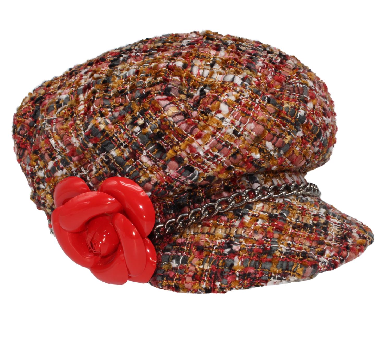 Hüte von Hand Sailor Cap Bouclé