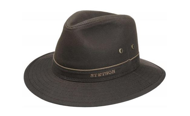 Stetson Traveller Wax Cotton