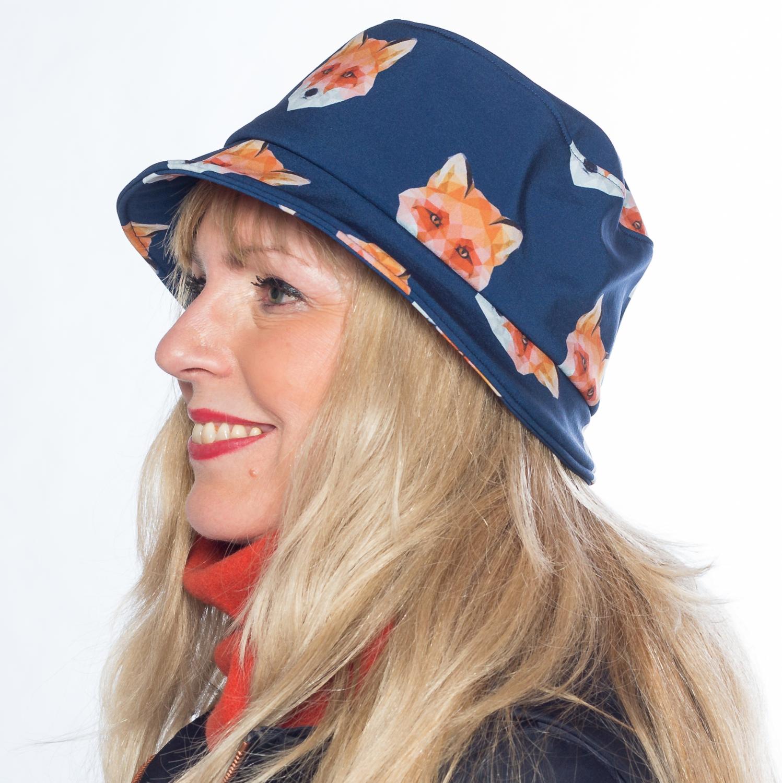 Hüte von Hand Bucket Hat  Annika Fuchs