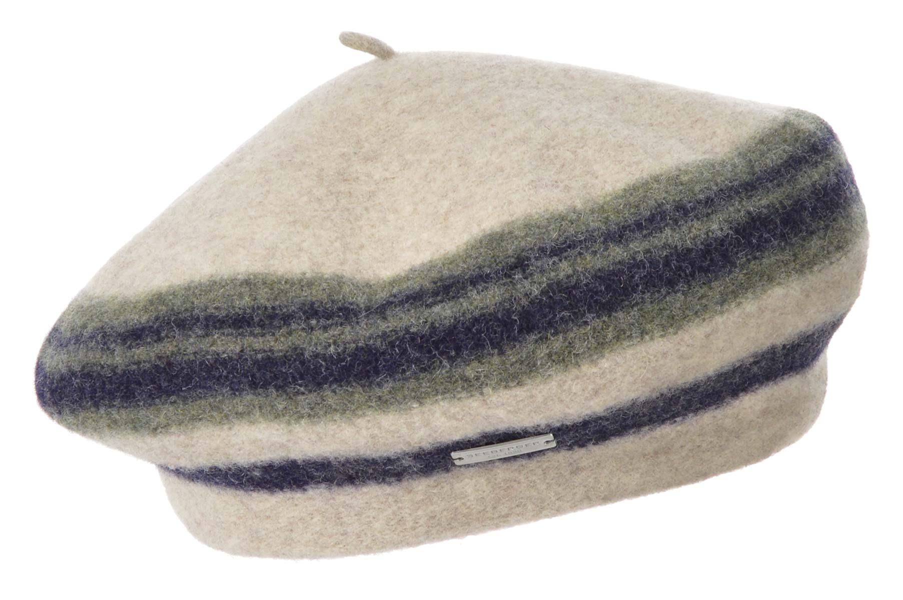 Seeberger Baske mit Streifen