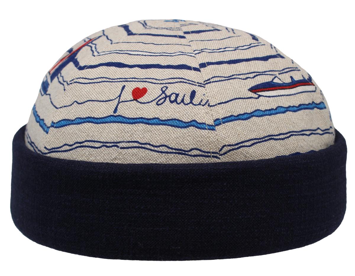 Hüte von Hand Docker Sailing