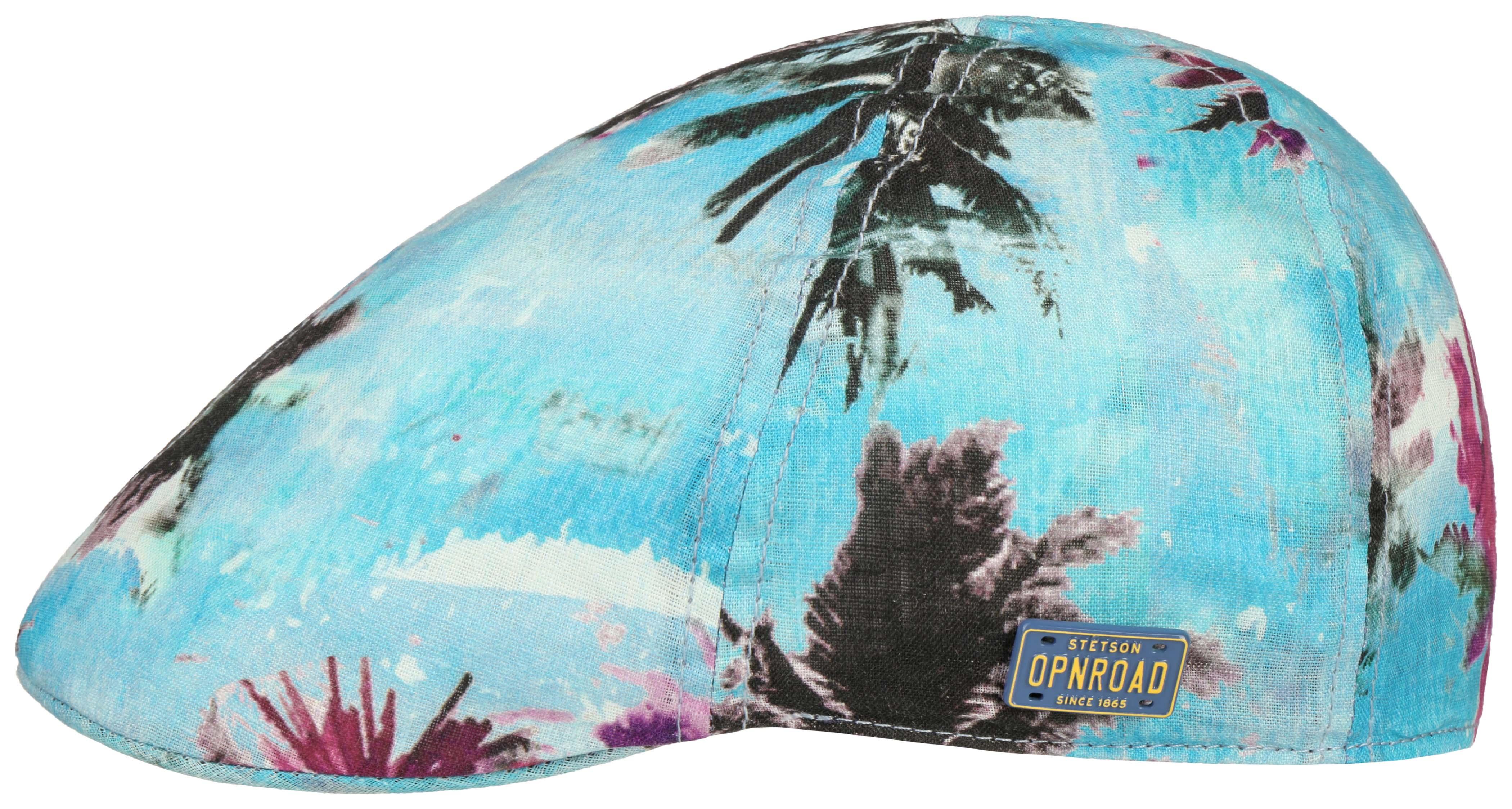 Hawaii Flatcap schmal