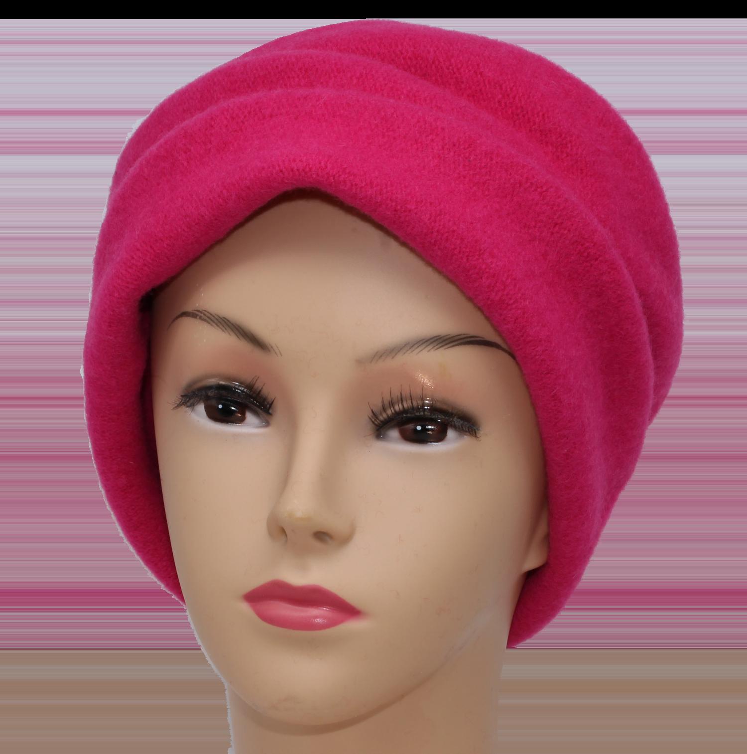 Bandeau Stirnband-Loop Pink