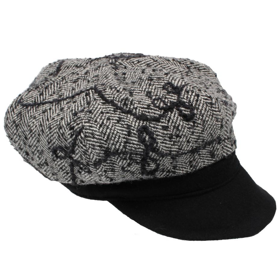 Hüte von Hand Mareike 2-farbig