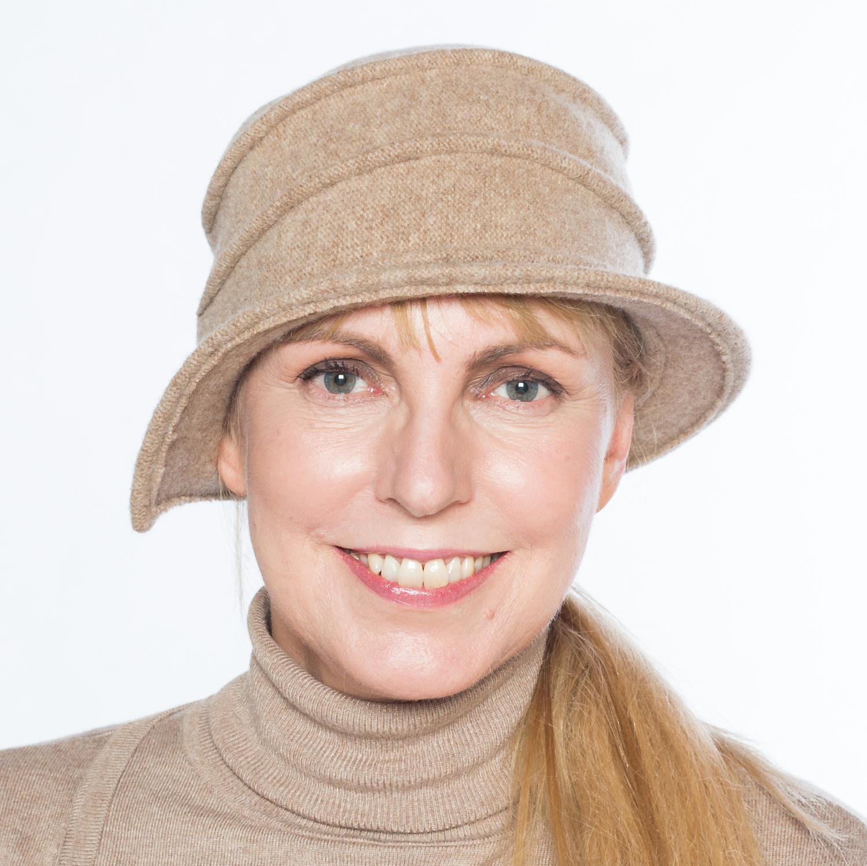 Hüte von Hand Pointe Camel