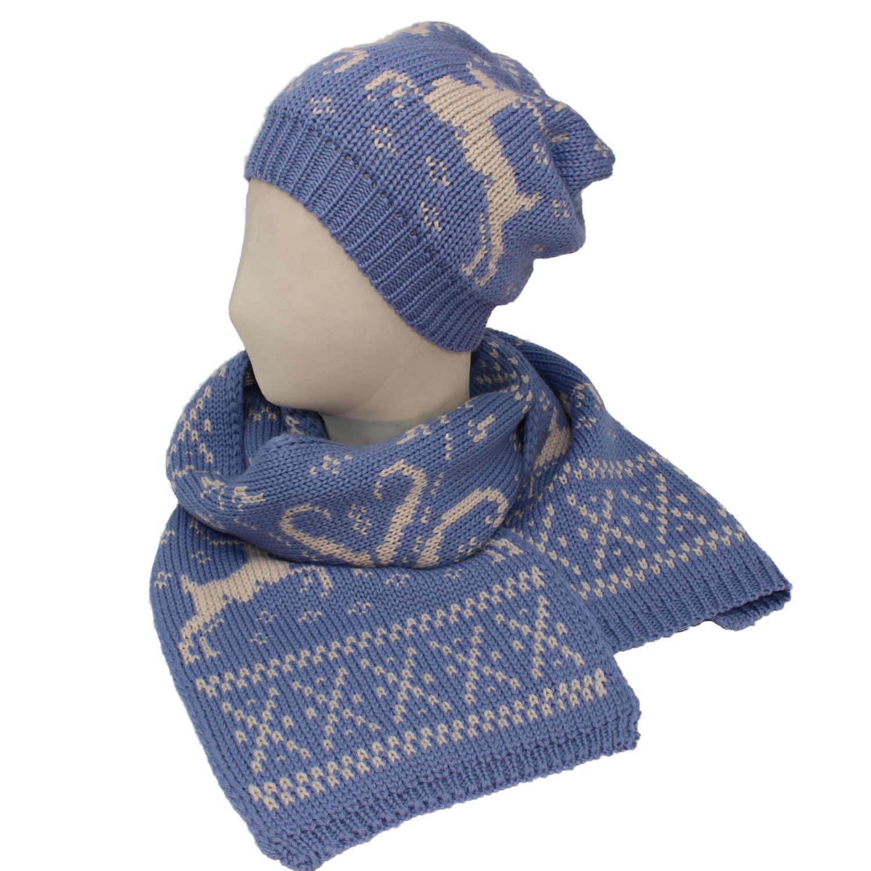 AW Accessoires Schal und Mütze Hygge