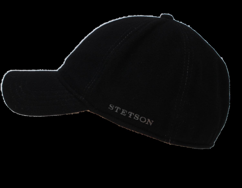 Stetson Basecap  mit Ohrenklappen