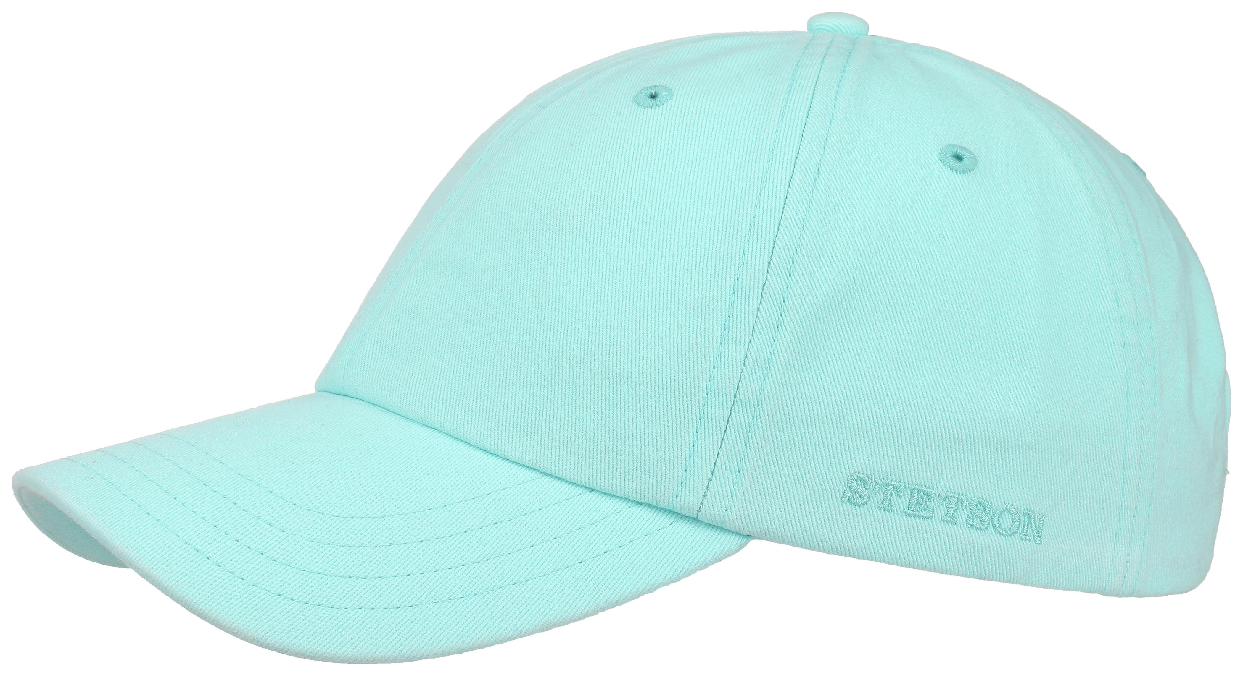Baseballcap Cotton Gelb