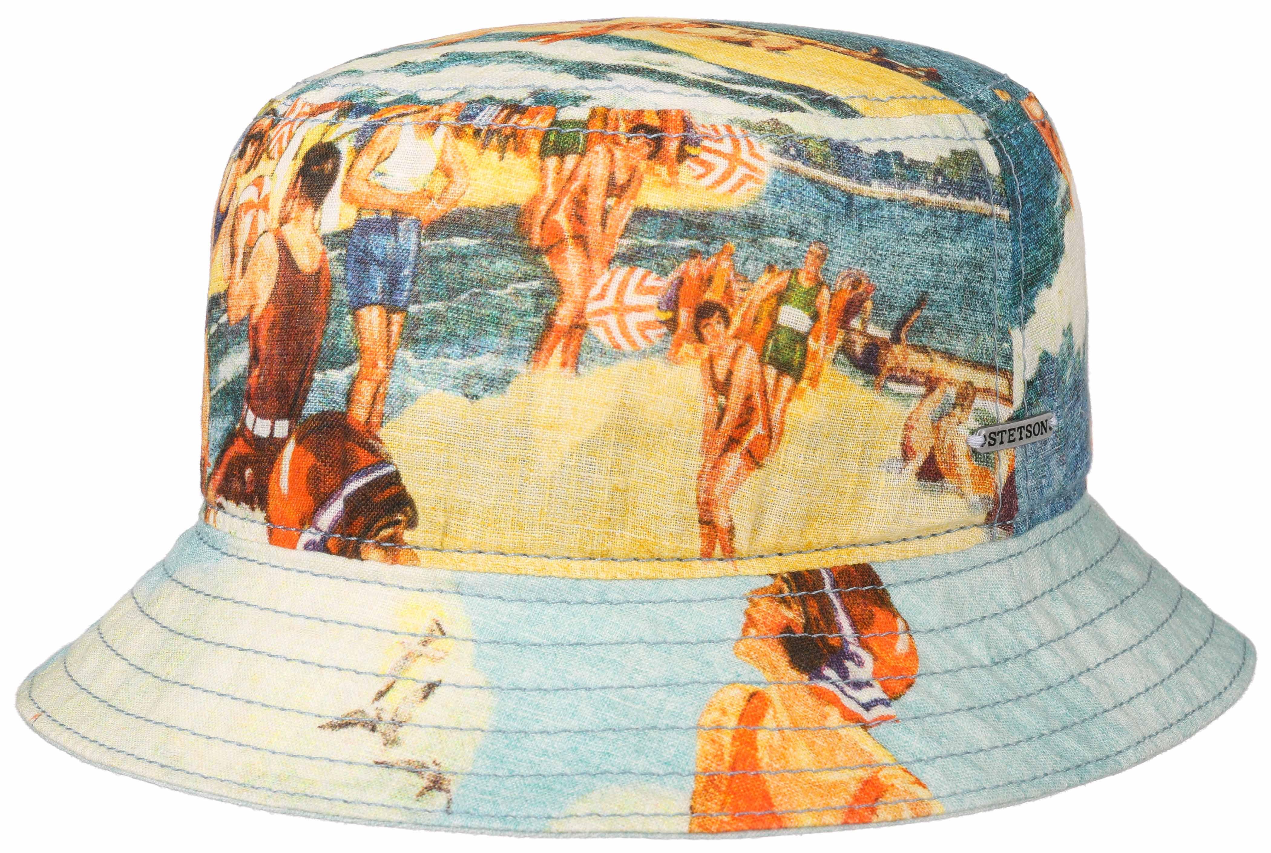 Deauville Bucket Hat L