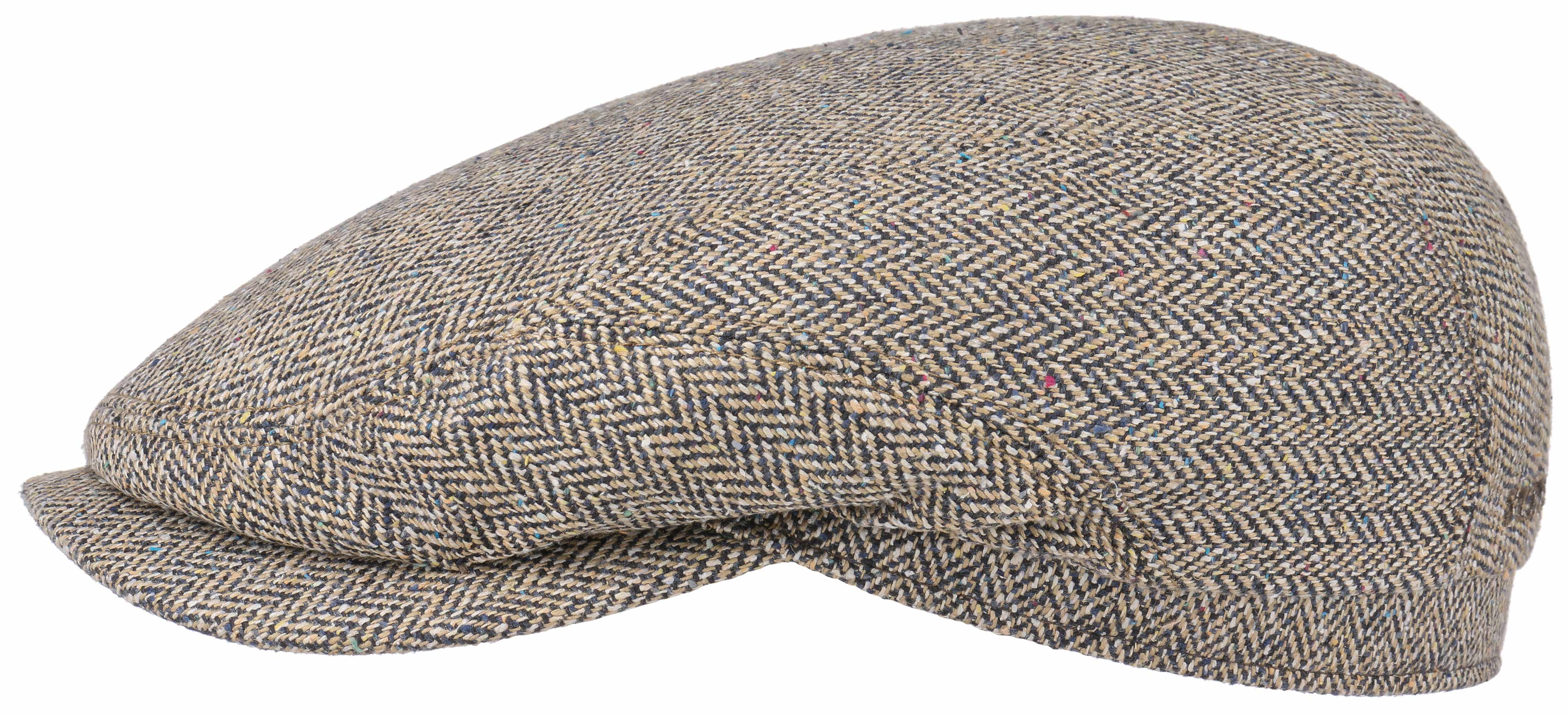 Belfast Silk Fischgrat 56 grau