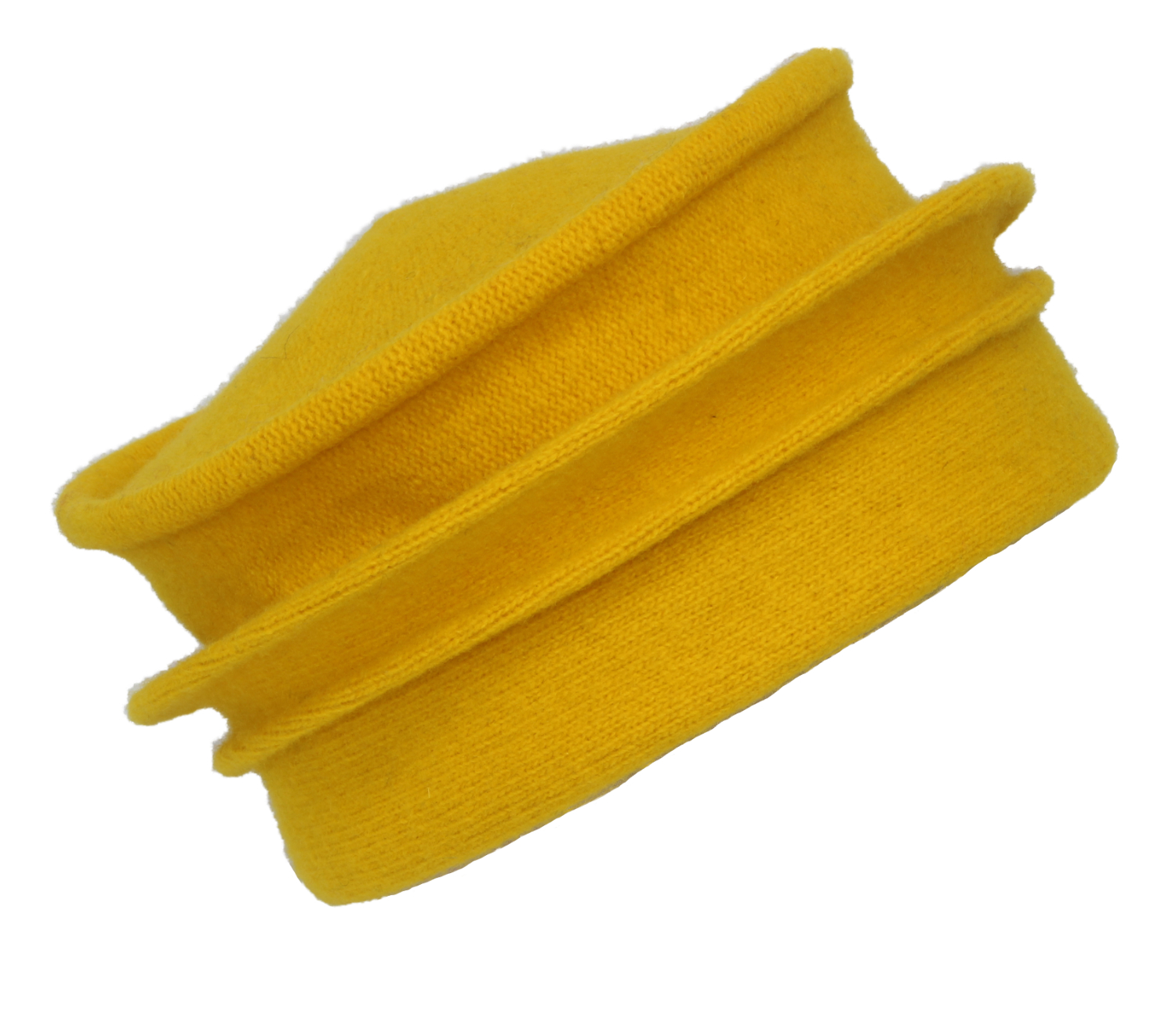 Hüte von Hand Riga Gelb