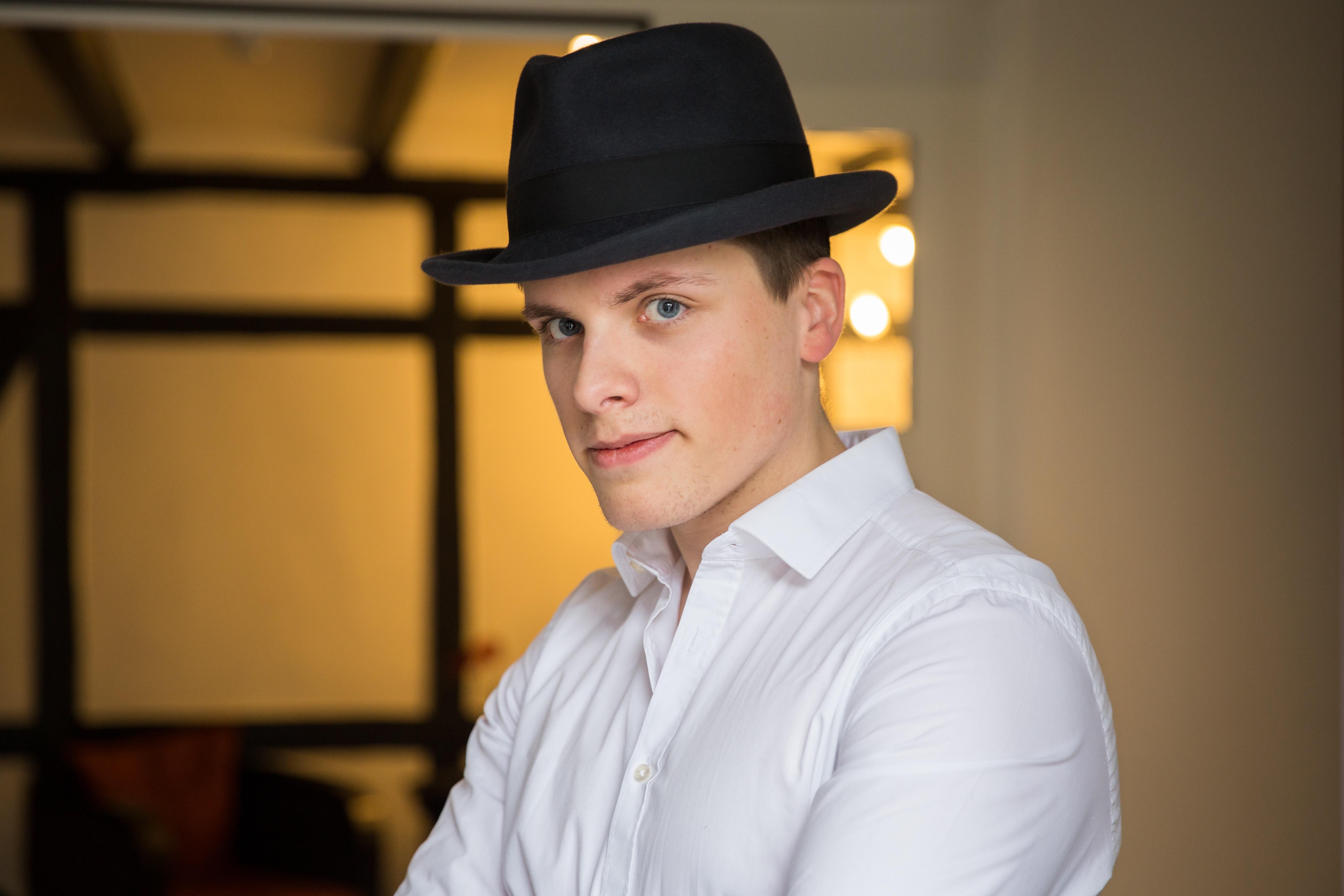 Hüte von Hand Homburger Haarfilz