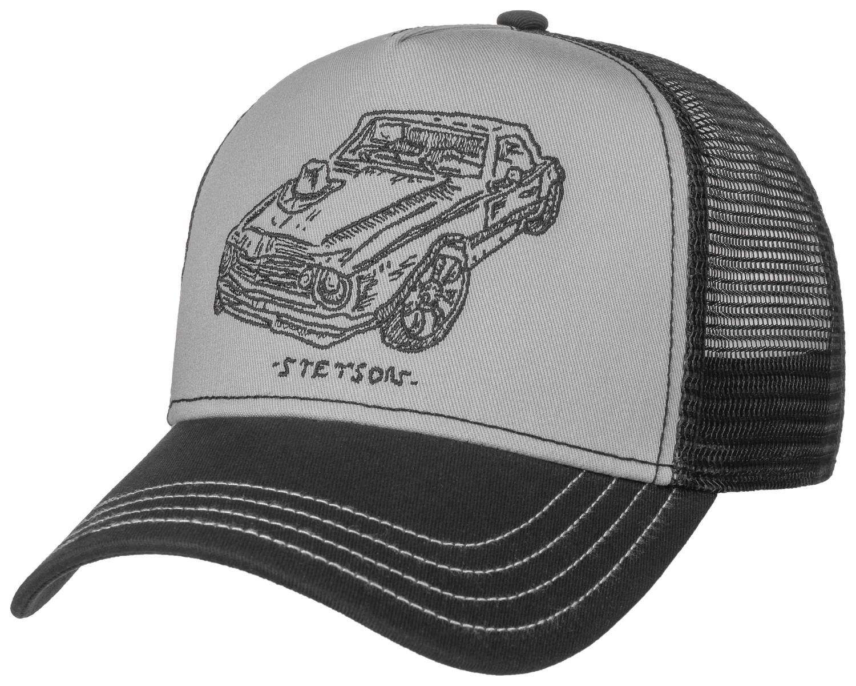 Stetson Trucker Cap Muscle Car
